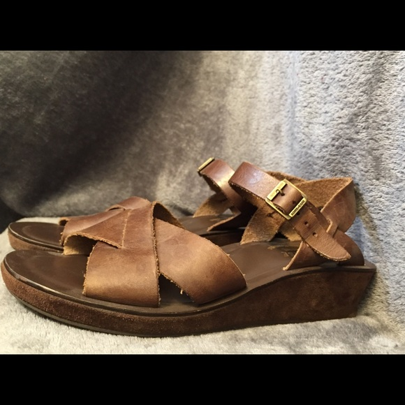 1712ffe7dcb9 Kork-Ease Shoes - Kork-Ease Chocolate Brown Leather Handmade Sandal